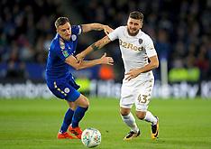 Leicester City v Leeds United - 24 October 2017