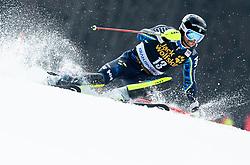 MYHRER Andre of Sweden during the Audi FIS Alpine Ski World Cup Men's Slalom 58th Vitranc Cup 2019 on March 10, 2019 in Podkoren, Kranjska Gora, Slovenia. Photo by Matic Ritonja / Sportida