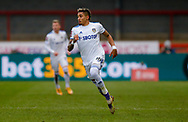Leeds United forward Raphinha (18)  during the The FA Cup match between Crawley Town and Leeds United at The People's Pension Stadium, Crawley, England on 10 January 2021.