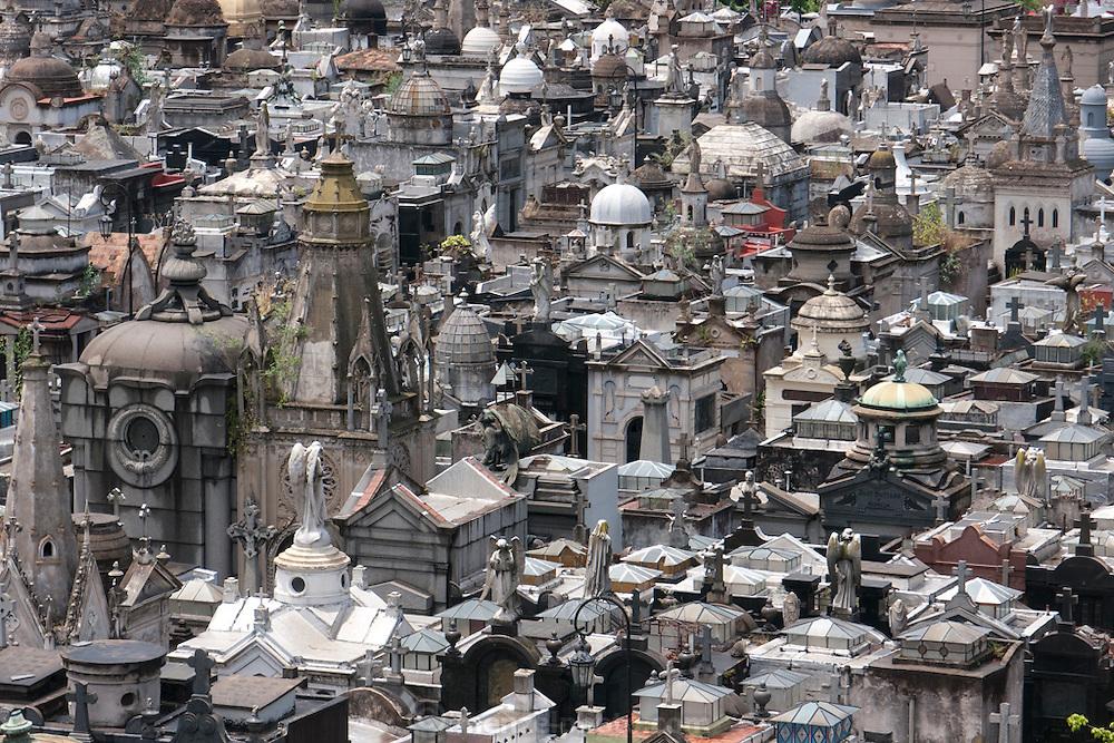 Recoletta Cemetery, Buenos Aires