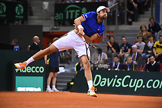 Davis Cup - Quarter Finals 7 April 2017