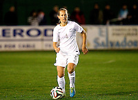 Fifa Womans World Cup Canada 2015 - Preview //  Friendly Match -<br /> Spain vs New Zealand 0-0  ( Municipal Stadium - La Roda , Spain ) <br /> Katie Hoyle of New Zealand