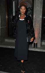 David Bailey and Catherine Bailey at the British Vogue One Year Anniversary Celebration, National Portrait Gallery, St Martin's Place, London, England, UK, on Thursday 08 November 2018. 08 Nov 2018 Pictured: Denise Lewis. Photo credit: CAN/Capital Pictures / MEGA TheMegaAgency.com +1 888 505 6342