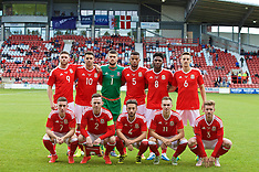 160902 Wales U21 v Denmark U21