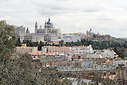 Royal Palace, Palacio Real, Madrid, Spain