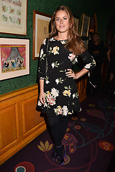 Lydia Forte at the Annabel's Bright Young Things Party held at Annabel's, 44 Berkeley Square, London England. 16 February 2017.