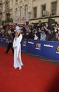 Tracy Shaw.   TV Bafta Awards. 21 April 2002. © Copyright Photograph by Dafydd Jones 66 Stockwell Park Rd. London SW9 0DA Tel 020 7733 0108 www.dafjones.com