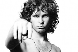 Paris, France - FILE: 1960's. James Douglas 'Jim' Morrison (December 8, 1943 - July 3, 1971) was an American lead singer and lyricist of the rock band 'The Doors', as well poet and counter-culture icon.  (Credit Image: © Atlantic Records/ZUMAPRESS.com)