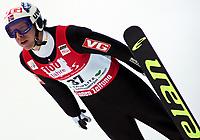 ◊Copyright:<br />GEPA pictures<br />◊Photographer:<br />Wolfgang Grebien<br />◊Name:<br />Pettersen<br />◊Rubric:<br />Sport<br />◊Type:<br />Ski nordisch, Skispringen<br />◊Event:<br />FIS Skiflug-Weltcup, Skifliegen am Kulm, Qualifikation<br />◊Site:<br />Bad Mitterndorf, Austria<br />◊Date:<br />14/01/05<br />◊Description:<br />Sigurd Pettersen (NOR)<br />◊Archive:<br />DCSWG-1401054147<br />◊RegDate:<br />14.01.2005<br />◊Note:<br />8 MB - MP/MP - Nutzungshinweis: Es gelten unsere Allgemeinen Geschaeftsbedingungen (AGB) bzw. Sondervereinbarungen in schriftlicher Form. Die AGB finden Sie auf www.GEPA-pictures.com.<br />Use of picture only according to written agreements or to our business terms as shown on our website www.GEPA-pictures.com.
