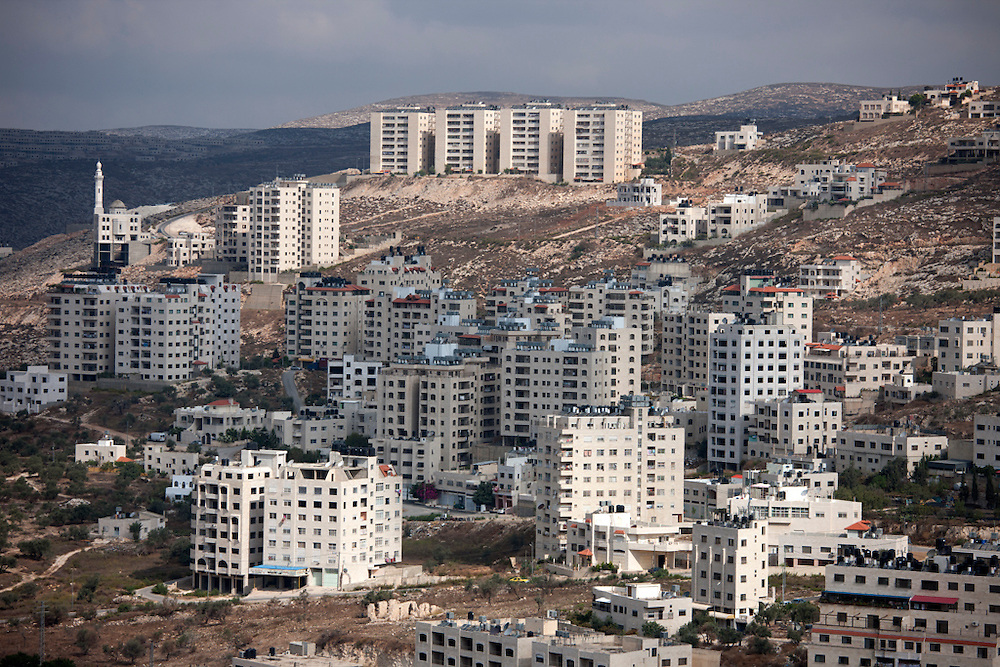 Locations in the West Bank