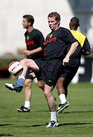 Fotball<br /> Tyskland 2004/05<br /> Treningsleir Borussia Dortmund<br /> Bad Waltersdorf - Østerrike<br /> 5. juni 2004<br /> Foto: Digitalsport<br /> NORWAY ONLY<br /> Stefan Reuter