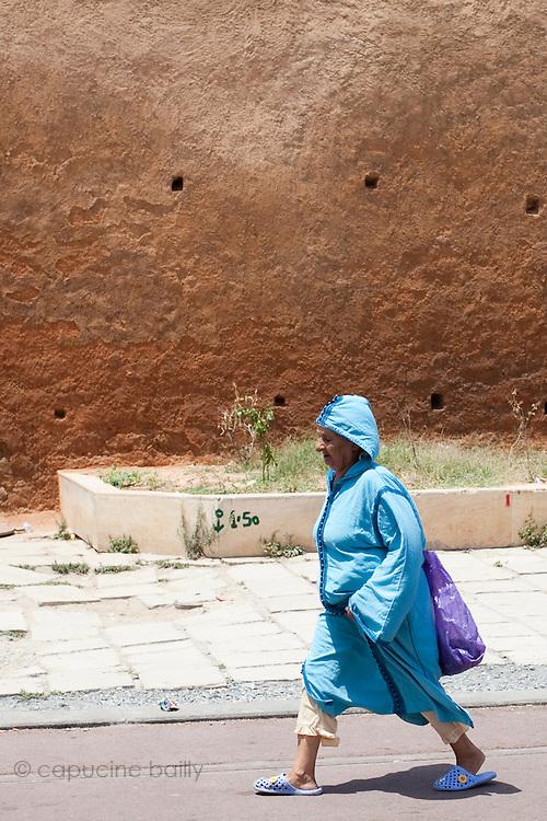 Rabat, Morocco. July 4th 2010