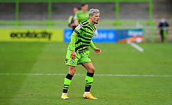 Josh March of Forest Green Rovers- Mandatory by-line: Nizaam Jones/JMP - 17/10/2020 - FOOTBALL - innocent New Lawn Stadium - Nailsworth, England - Forest Green Rovers v Stevenage - Sky Bet League Two