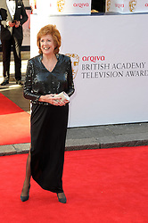 © Licensed to London News Pictures. 18/05/2014. London, UK. The Arqiva BAFTA TV Awards Red Carpet Arrivals. . Persons Pictured: Cilla Black. Photo credit : Julie Edwards/LNP