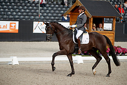 Van Lieren Laurens, NED, Grandeur A<br /> Nederlands Kampioenschap Dressuur <br /> Ermelo 2017<br /> © Hippo Foto - Dirk Caremans<br /> 15/07/2017