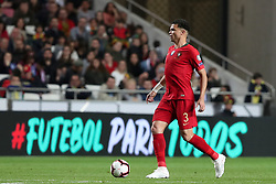 March 22, 2019 - Lisbon, Portugal - Portugal's defender Pepe in action during the UEFA EURO 2020 group B qualifying football match Portugal vs Ukraine, at the Luz Stadium in Lisbon, Portugal, on March 22, 2019. (Credit Image: © Pedro Fiuza/NurPhoto via ZUMA Press)