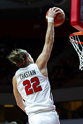 NORMAL, IL - December 18: Matt Chastain during a college basketball game between the ISU Redbirds and the UIC Flames on December 18 2019 at Redbird Arena in Normal, IL. (Photo by Alan Look)