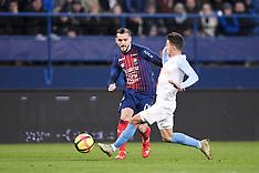 Caen vs Marseille - 20 Jan 2019
