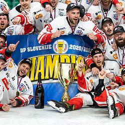 20210510: SLO, Ice Hockey, Slovenian National Championship, HK SZ Olimpija vs SIJ Acroni Jesenice