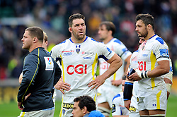 Jamie Cudmore of Clermont Auvergne looks dejected after the match - Photo mandatory by-line: Patrick Khachfe/JMP - Mobile: 07966 386802 02/05/2015 - SPORT - RUGBY UNION - London - Twickenham Stadium - ASM Clermont Auvergne v RC Toulon - European Rugby Champions Cup Final