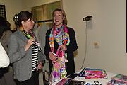 VICTORIA KEOWN-BOYD; SUSANNAGH GROGAN, The Arthur Cox Irish Fashion Showcase 2015,  Irish based designers chosen to be part of this year's Arthur Cox Irish Fashion Showcases The Mall Galleries, London. 13 May 2015.