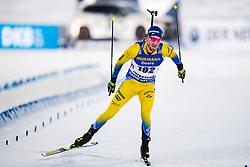 March 9, 2019 - –Stersund, Sweden - 190309 Fredrik Lindström of Sweden competes in the Men's 10 KM sprint during the IBU World Championships Biathlon on March 9, 2019 in Östersund..Photo: Petter Arvidson / BILDBYRÃ…N / kod PA / 92252 (Credit Image: © Petter Arvidson/Bildbyran via ZUMA Press)