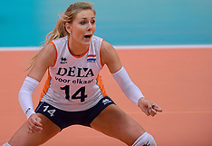20150530 CHE: Halve Finale Volley Masters Nederland - Turkije, Montreux