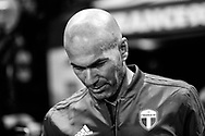 Zinedine Zidane (France 98) during the 2018 Friendly Game football match between France 98 and FIFA 98 on June 12, 2018 at U Arena in Nanterre near Paris, France - Photo Stephane Allaman / ProSportsImages / DPPI