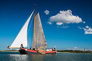 Sailing the Wadden sea aboard Boreas