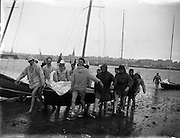 Irish dingy racing, Wexford. .23/06/1958 .