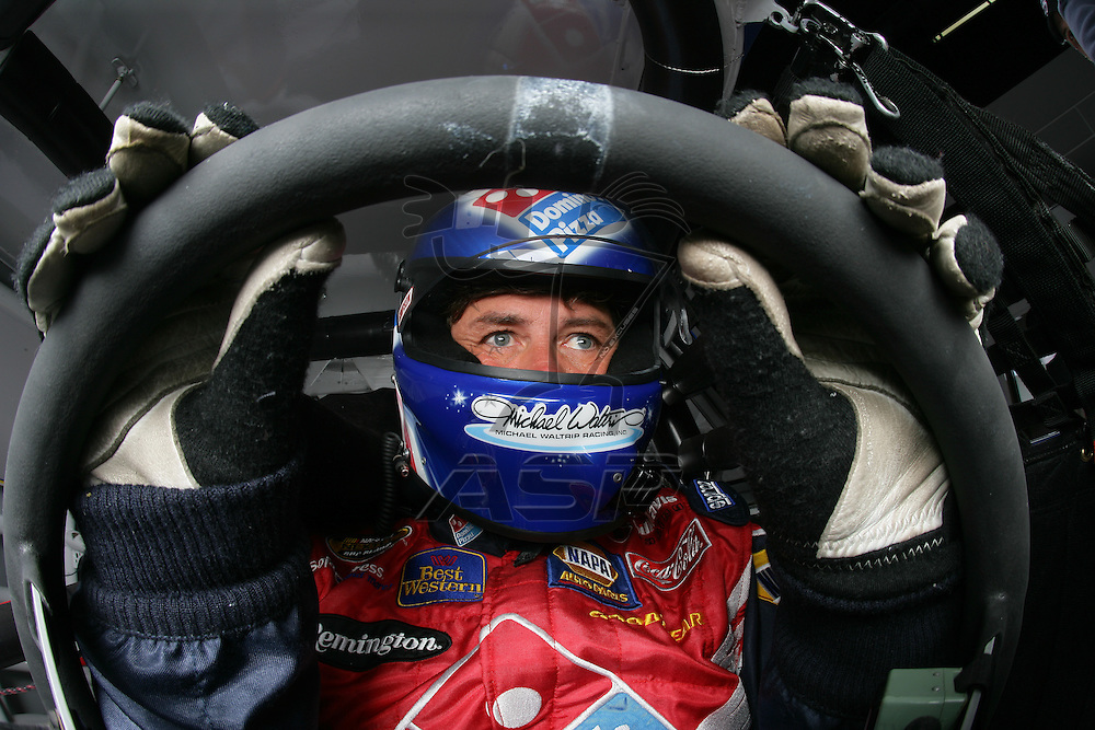 Concord, NC - Dec 28, 2005:  The No 55 Domino's Pizza Toyota Camry is photographed at D3 Studios in Concord, NC.
