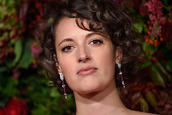 Phoebe Waller-Bridge attending the Evening Standard Theatre Awards 2018 at the Theatre Royal, Drury Lane in Covent Garden, London. EDITORIAL USE ONLY. Picture date: Sunday November 18th, 2018. Photo credit should read: Matt Crossick/ EMPICS Entertainment.