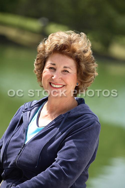 Attractive Female Senior