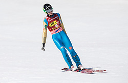 Jurij Tepes (SLO) during the Ski Flying Hill Men's Team Competition at Day 3 of FIS Ski Jumping World Cup Final 2017, on March 25, 2017 in Planica, Slovenia. Photo by Vid Ponikvar / Sportida