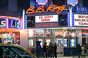 Atmosphere at Gil Scott Heron Produced by Jill Newman Productions and held at BB King on November 4, 2009 in New York City