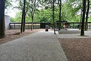 Nederland, Otterlo, 24-5-2014De tentoonstelling Seurat, Meester van het pointillisme in het Kröller-Müller Museum. De tentoonstelling vindt plaats vanwege de viering van het 75-jarig jubileum van het museum.De Franse kunstenaar, kunstschilder George Seurat was de meester van het pointillisme.Foto: Flip Franssen/Hollandse Hoogte