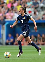 Scotland's Caroline Weir during the FIFA Women's World Cup, Group D match at the Stade de Nice.