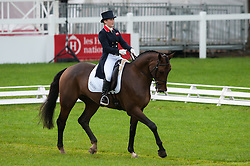 Collett Laura (GBR) - Obos Cooley<br /> FEI World Championship for Young Horses Le Lion d'Angers 2012<br /> © Hippo Foto - Jon Stroud