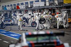 October 13, 2017 - Germany - Motorsports: DTM race Hockenheimring, Saison 2017 - 9. Event Hockenheimring, GER (Credit Image: © Hoch Zwei via ZUMA Wire)