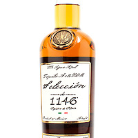 ArteNOM Seleccion de 1146 anejo tequila -- Image originally appeared in the Tequila Matchmaker: http://tequilamatchmaker.com