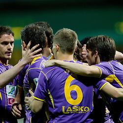 20110409: SLO, Football - PrvaLiga, NK Domzale vs NK Maribor