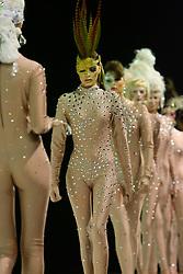 Show Color Inspration apresentado pela equipe Intercoiffure Brasil na Hair Brasil 2007, maior evento de beleza da América Latina, realizado de 13 a 17 de abril, no Expo Center Norte, na zona norte de São Paulo. FOTO: Jefferson Bernardes/Preview.com
