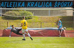 NK Bravo Ljubljana vs. NK Maribor during of the Open Cup 2021. , on 12.06.2021 in ZAK Stadium, Ljubljana, Slovenia. Photo by Urban Meglič / Sportida