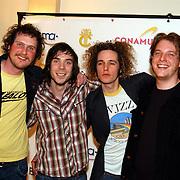 Harpengala 2005, The Sheer, Jorn van der Putte, Bart van Liemt, Jasper Geluk, Gert Jan Zegel