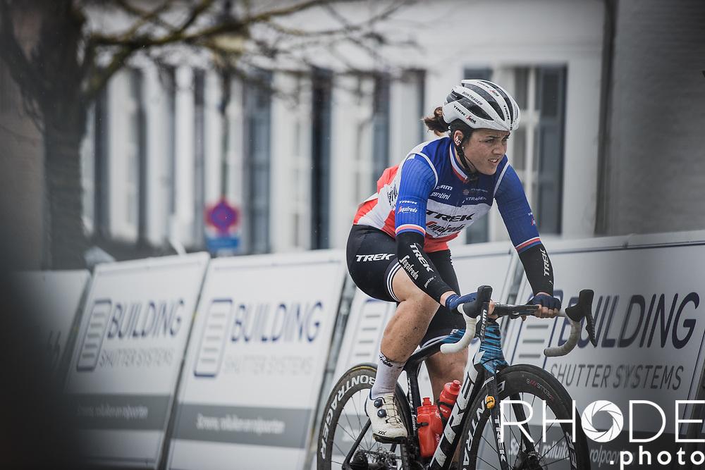 Audrey Gordon-Ragot (FRA/Trek Segafredo)<br /> <br /> 2nd Nokere Koerse WE (BEL) 2021<br /> UCI Women Elite 1.PRO<br /> One Day Race: Deinze > Nokere 124km