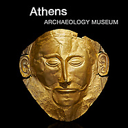 Athens National Archaeological Museum Artefacts Antiquities & Art Exhibits - Pictures & Images of -