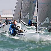 Championnat d'Europe 2014 de FINN à La Rochelle