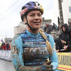 14-12-2019: Wielrennen: DVV trofee veldrijden: Ronse: Evie Richards