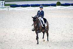 Langehanenberg Helen, GER, Schoene Scarlett<br /> CHIO Aachen 2021<br /> © Hippo Foto - Sharon Vandeput<br /> 18/09/21