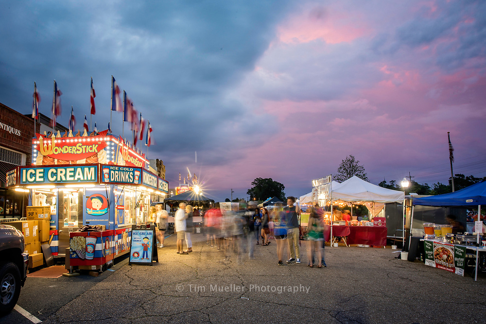 The Louisiana Peach Festival celebrates peaches and Lincoln Parish hospitality each year in Ruston, La. on the fourth weekend of June. This year's 67th annual festival offered music, 5k race, over 200 artisans, Peach cooking contest, tennis tournament, festival parade, rodeo and so much more.